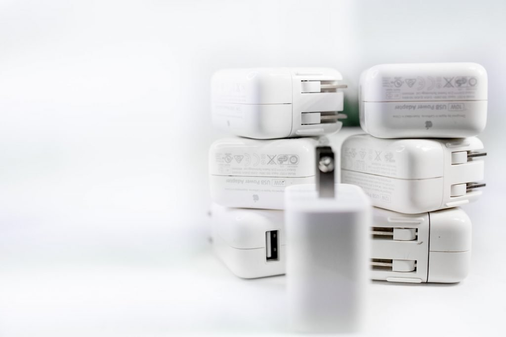 iphone-12-multiple-wall-chargers