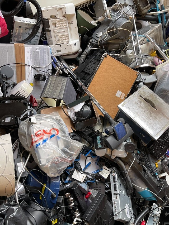 e-waste generated in the world